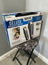 Wahl Deluxe Haircutting Kit Professional Clipper And Trimmer Bundle! #1 Brand