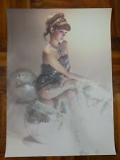 GIRLS GENERATION - The Boys OFFICIAL POSTER (Tiffany) *SNSD* *HARD TUBE CASE*
