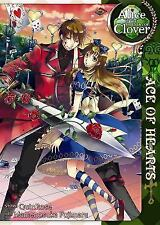 Alice in the Country of Clover: Ace of Hearts-ExLibrary