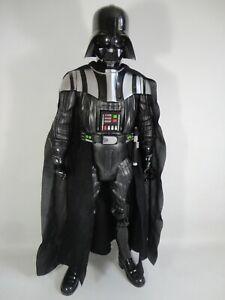 """Star Wars Darth Vader 31"""" RARE Large Giant Big Figure Jakks Pacific 80cm Fig"""