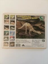 Iq Assembling Products Series 3D Wooden Brontosaurus Puzzle Model D303
