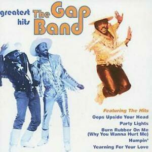 The Gap Band : Greatest Hits CD (1998) Highly Rated eBay Seller Great Prices
