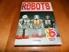 ROBOTS SPACESHIPS & OTHER TIN TOYS Antique Metal Space Rare Toy Robot Book NEW