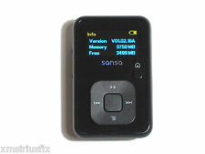 SanDisk Sansa Clip+ 4GB FM/MP3 Player w/microSD slot + New Firmware