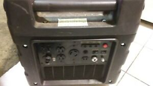 Inverter Generator With Electric Start 3600W Gas Portable Generator LOST THE KEY