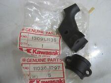KAWASAKI NOS BRAKE LEVER HOLDER 13091-1135 KDX175  KDX250 KDX450 KX60 KX80 KLT