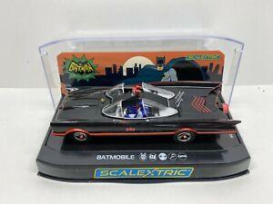 Scalextric Batmobile - 1966 TV Series 1/32 Slot Car C4175