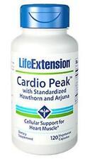 3X $19.33 Life Extension Cardio Peak with Standardized Hawthorn Arjuna heart