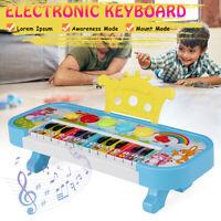 24 Schlüssel Electronic keyboard Kleinkind Vorschule Musik Lernen Kinder Toy