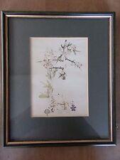 Charles Rennie Mackintosh botánico impresión Blackthorn, Chiddingstone, Kent, 1910