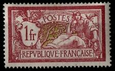MERSON 1 franc, Neuf ** = Cote 110 € / Lot Timbre France n°121