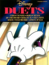 Disney Duets Piano Duet Book NEW 000290484
