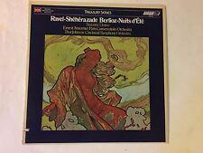 Suzanne Danco – Ravel • Shéhérazade • Berlioz • Nuits D'Été rare vinyl lp