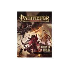 Pathfinder : Les Filles de la Fureur, Black Book editions