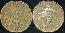 10 francs  mathieu  1980  TRANCHE  B   ( bis )
