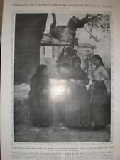 Photo Women of Doxato Greece 1913