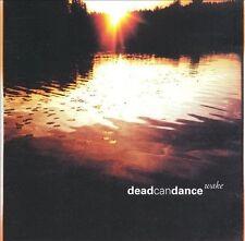 WAKE by Dead Can Dance 2 CD best of + rarities 4AD Lisa Gerrard Brendan Perry