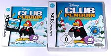 "Nintendo DS jeu ""Disney Club penguin Elite penguin FORCE"" COMPLET"