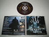 Planet El Monos/Sountrack / Danny Elfman ( sony / Sk 89746) CD Álbum