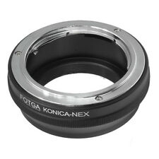 Konica AR Lens to Sony E Adapter Ring NEX A7 A7R II NEX5 NEX3 NEX6 NEX7 Camera