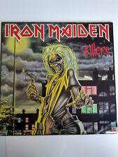 Iron Maiden - KILLERS 1981, LP