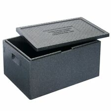 Thermobox, 79 Liter, 685 x 485 x 360 mm, Farbe anthrazit