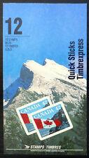 CANADA 1992 Booklet SB153 Cat £22 NF782