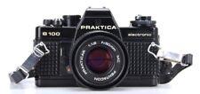Praktica B100 Lens Pentacon MC 50 mm 1.8   (Réf#A-161)