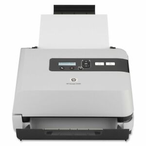 HP ScanJet  5000   High speed duplex A4 scanner for PC and Mac OS