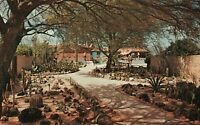 Postcard Ghost Ranch Lodge Tucson Arizona