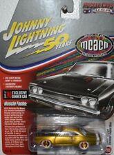 Johnny Lightning 2019 White Lightning Dinner Car - 69 Dodge Coronet Super Bee