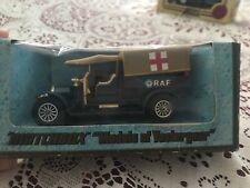 Matchbox models of yesteryear RAF Ambulance