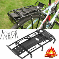 Bicycle Mountain Bike Rear Seat Luggage Shelf Rack Carrier Cycling Accessory