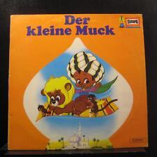 Wilhelm Hauff - Der Kleine Muck LP VG+ E 222 Germany 1973 Vinyl Record