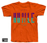 """HUMBLE"" SHIRT IN AIR MAX 98 ""CONE"" COLORWAY QS TOUR YELLOW HYPER GRAPE ORANGE"