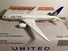JC WINGS 1:200, UNITED, BOEING 787-8 DREAMLINER, N20904