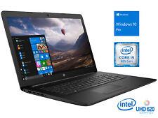 """HP 17, 17"""" HD+, i5-8265U, 32GB RAM, 2TB SSD, DVDRW, Windows 10 Pro"""