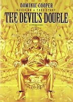 NEW DVD - DEVILS DOUBLE - Dominic Cooper, Ludivine Sagnier, Raad Rawi, Philip Qu