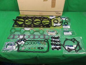 GENUINE HYUNDAI I MAX BUS TQ SERIES 4 CYL 2,5 L TD ENGINE OVERHAUL GASKET KIT