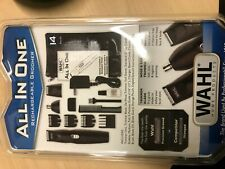 Wahl All in One Rechargeable Cordless Men's Multi Purpose Trimmer Hair Clippers