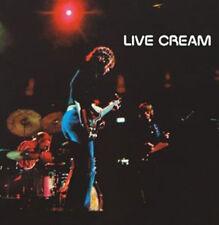 CREAM LIVE CREAM LP VINYL NEW 180GM 2015 33RPM