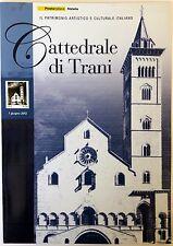 FOLDER - CATTEDRALE DI TRANI - EDIZIONE CON LAMINA D'ARGENTO - 2012 - [RN16]