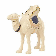 Lenox First Blessing Nativity Standing Camel Figurine Navy Blue Saddle NEW