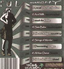 TUL - Anarchy - 2004 Tribal Records - CD Digipak - TRI004 - Psy-Trance