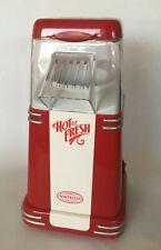 HOT & FRESH NOSTALGIA White & red Pop Corn Maker Model RHP310RED2PK E1