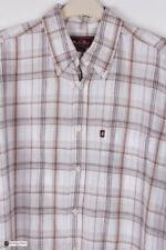 Camicie casual da uomo Marlboro Classics taglia L