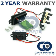 FOR RENAULT MEGANE MK2 1.6 CC PETROL (2005-2009) HEATER BLOWER FAN RESISTOR