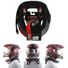 Collar Neck Guard Brace Throat Safety Protector Off-Road ATV Bike Motorcycle Bo