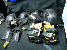 Lot of Misc. Roller Blade Protective Gear-2 sets Knee,2 sets Elbow,3 sets Wrists