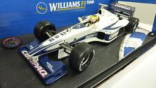 Mattel Hot Wheels 1:18 26696 williams f1 team Ralf Schumacher dans neuf dans sa boîte (a794)